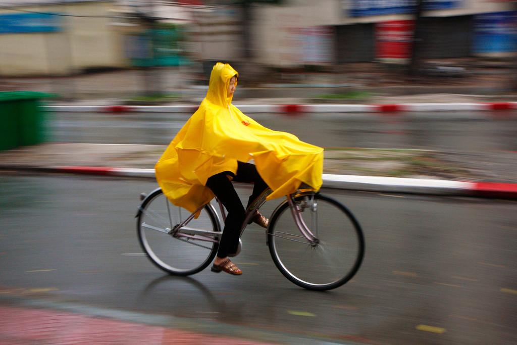 Photographing Vietnam's Rainy Season