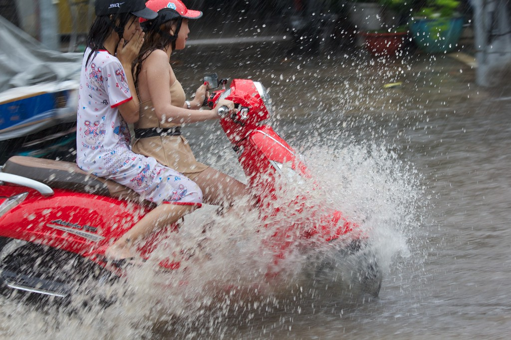 Photographing Vietnam's Rainy Season